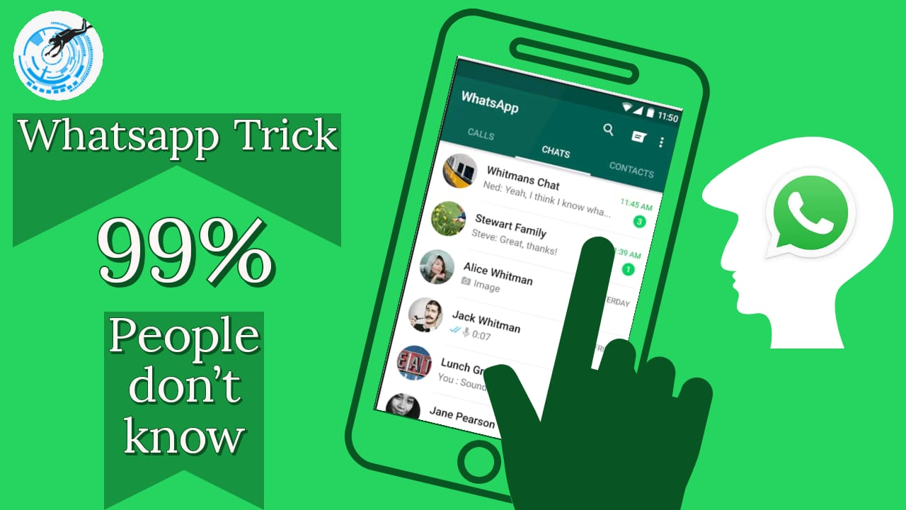 WhatsApp Trick People Don't Know